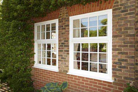 Picture of a standard casement window