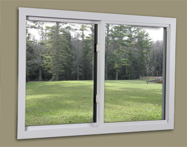 Picture of a sliding window